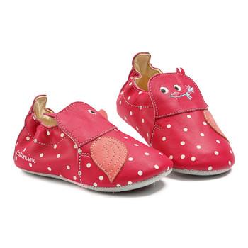 Shoes Girl Slippers Catimini RIPARTITE Vte / Fuschia