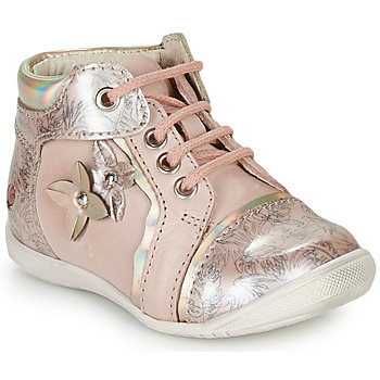 Shoes Girl Mid boots GBB SONIA Pink