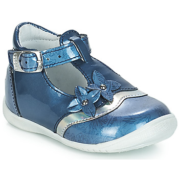Shoes Girl Ballerinas GBB SELVINA Blue