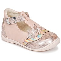 Shoes Girl Ballerinas GBB SELVINA Pink