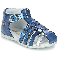 Shoes Girl Sandals GBB SAMIRA Blue