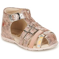 Shoes Girl Ballerinas GBB SAMIRA Pink