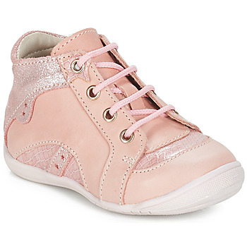 Shoes Girl Mid boots GBB SOPHIE Pink