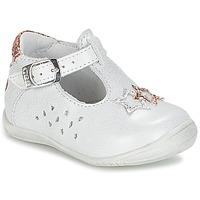 Shoes Girl Ballerinas GBB SEVERINE White