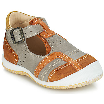 Shoes Boy Sandals GBB SIGMUND Taupe