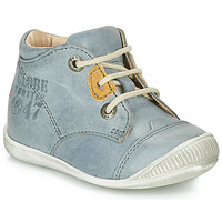 Shoes Boy Mid boots GBB SAMUEL Vte / Jeans