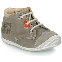 Shoes Boy Mid boots GBB SAMUEL Grey