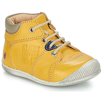 Shoes Boy Mid boots GBB SIMEON Vte / Yellow