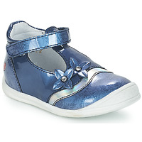 Shoes Girl Ballerinas GBB SERENA Blue