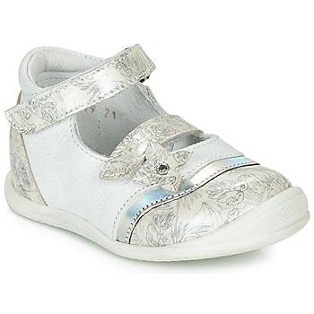 Shoes Girl Ballerinas GBB STACY White