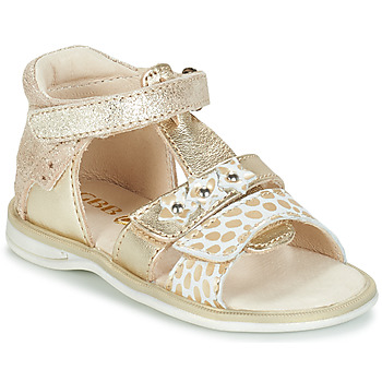 Shoes Girl Sandals GBB SYLVIE Gold