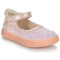 Shoes Girl Mid boots GBB SAKURA Pink