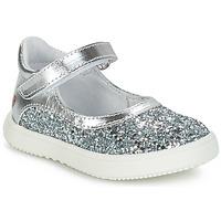 Shoes Girl Ballerinas GBB SAKURA Silver