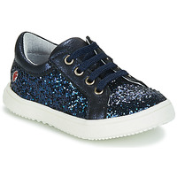 Shoes Girl Low top trainers GBB SAMANTHA Blue