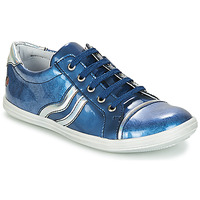 Shoes Girl Low top trainers GBB SHARON Blue