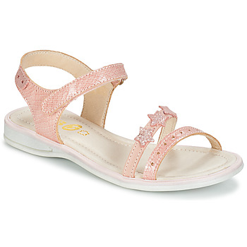 Shoes Girl Sandals GBB SWAN Vte / Pink / Lola