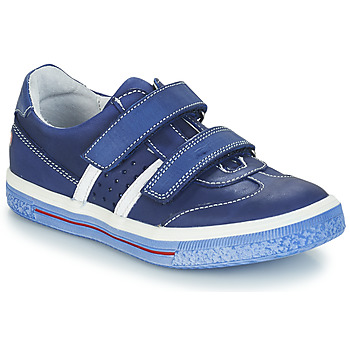 Shoes Boy Low top trainers GBB STALLONE Blue