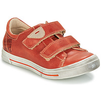 Shoes Boy Low top trainers GBB SEBASTIEN Red