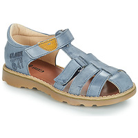 Shoes Boy Sandals GBB PATERNE Blue