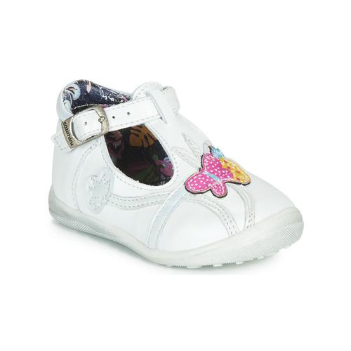 Shoes Girl Ballerinas Catimini SOLEIL White