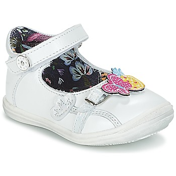 Shoes Girl Ballerinas Catimini SITELLE White