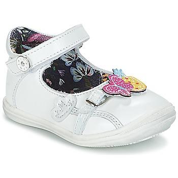 Shoes Girl Ballerinas Catimini SITELLE White