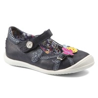 Shoes Girl Ballerinas Catimini SENTINELLE Vte / Marine