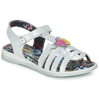 Shoes Girl Sandals Catimini SICALE White