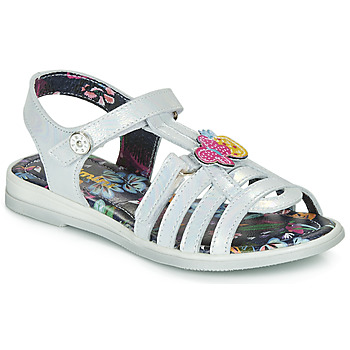 Shoes Girl Sandals Catimini SICALE Mother-of-pearl