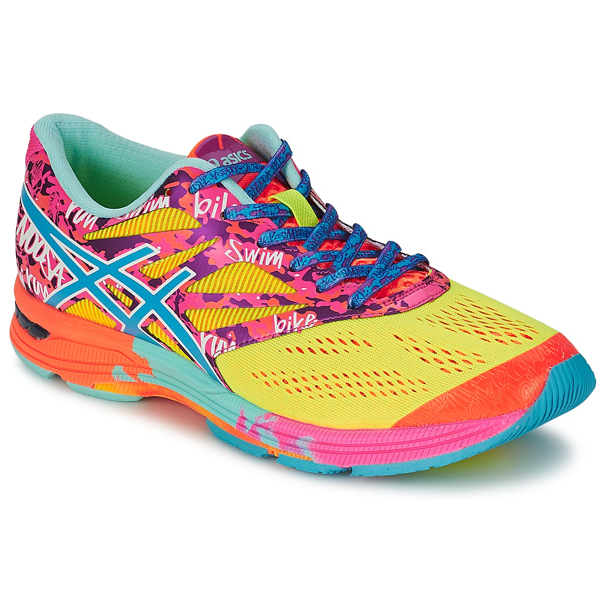 Running-shoes Asics GEL-NOOSA TRI 10 Multicoloured