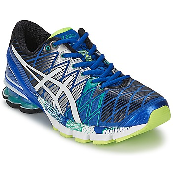 Running-shoes Asics GEL-KINSEI 5 Blue / White / Green 350x350
