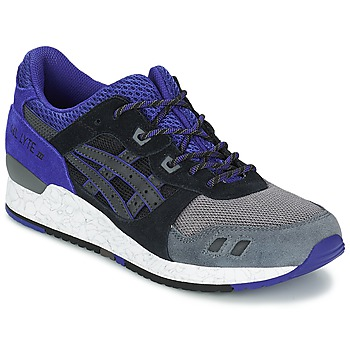 Trainers Asics GEL-LYTE III Black / Blue 350x350