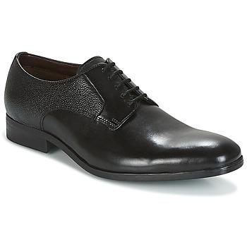 Shoes Men Derby shoes Clarks Gilmore Lace  black / Leather