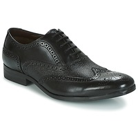 Shoes Men Brogue shoes Clarks GILMORE LIMIT  black / Leather