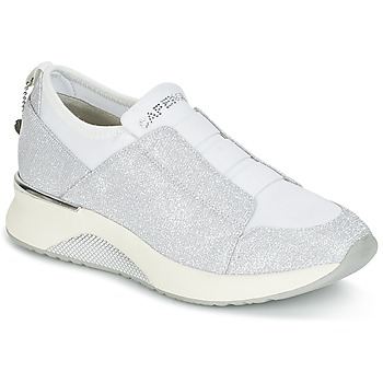 Shoes Women Low top trainers Café Noir YAPET White