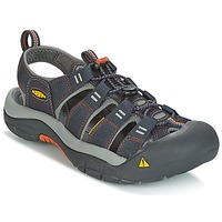 Shoes Men Sports sandals Keen NEWPORT H2 Grey