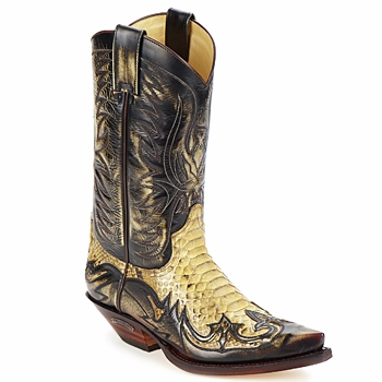 Shoes Men Boots Sendra boots JOHNNY Brown / BEIGE