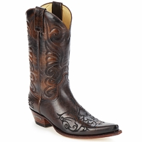 Shoes Men Boots Sendra boots BILL Brown