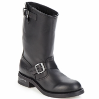 Shoes Men Mid boots Sendra boots OWEN Black