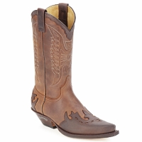 Shoes Boots Sendra boots DAVIS Brown