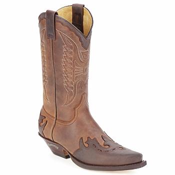 Boots Sendra boots DAVIS Brown 350x350