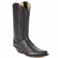 Shoes Boots Sendra boots FLOYD Black