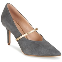 Shoes Women Court shoes KG by Kurt Geiger V-CUT-MID-COURT-WITH-STRAP-GREY Grey