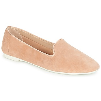 Shoes Women Loafers Buffalo YOYOLO Pink