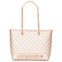 Bags Women Shopper bags Love Moschino JC4003PP15 Pink / Gold