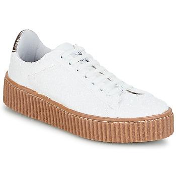 Shoes Women Low top trainers Le Temps des Cerises TALYS White