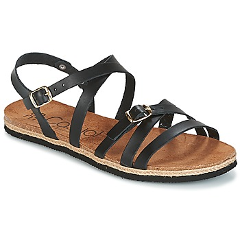 Shoes Women Sandals Casual Attitude ILMEM Black