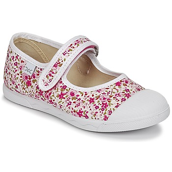 Shoes Girl Ballerinas Citrouille et Compagnie APSUT Pink