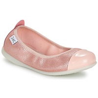 Shoes Girl Ballerinas Citrouille et Compagnie IANTIKOK Pink