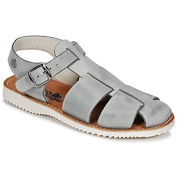 Shoes Boy Sandals Citrouille et Compagnie ITACOJ Grey